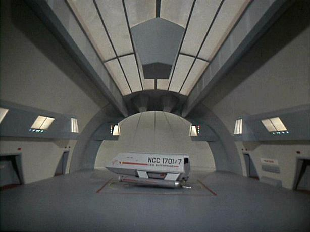 Galileo on hangar deck.jpg