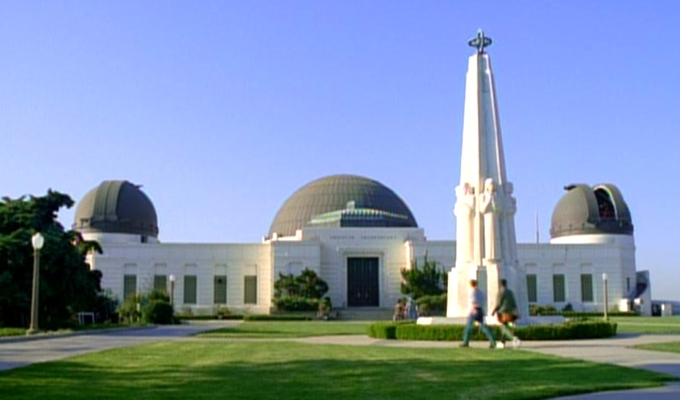 Griffith-Observatorium