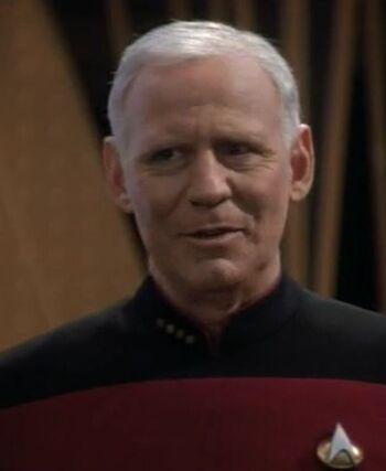 Captain Keogh