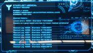 Spocks medical files - latest entry 234