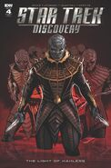 Star Trek Discovery - The Light of Kahless, issue 4 RI