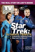 TV Guide cover, 2005-04-17