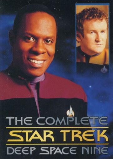 The Complete Star Trek: Deep Space Nine