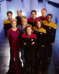 VOY-Crew Staffel 7