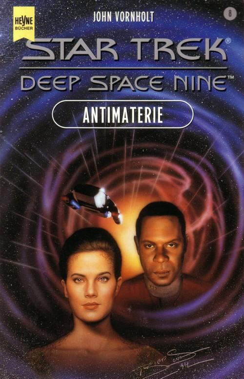 Antimaterie (Roman)