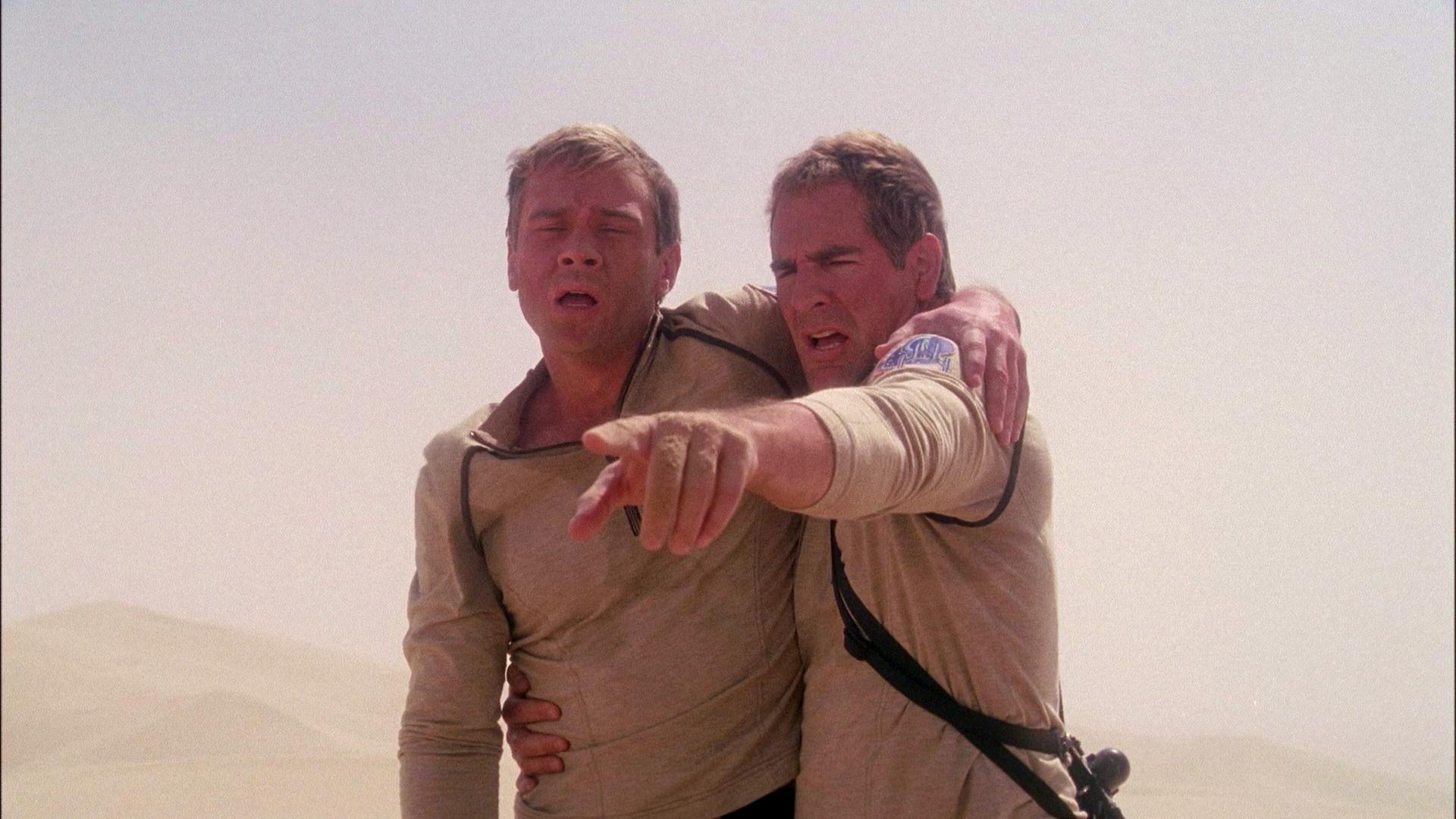 Desert Crossing (episode)