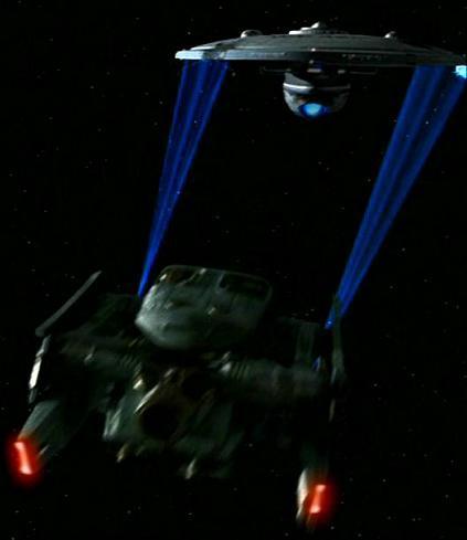 Federation tug (2374)