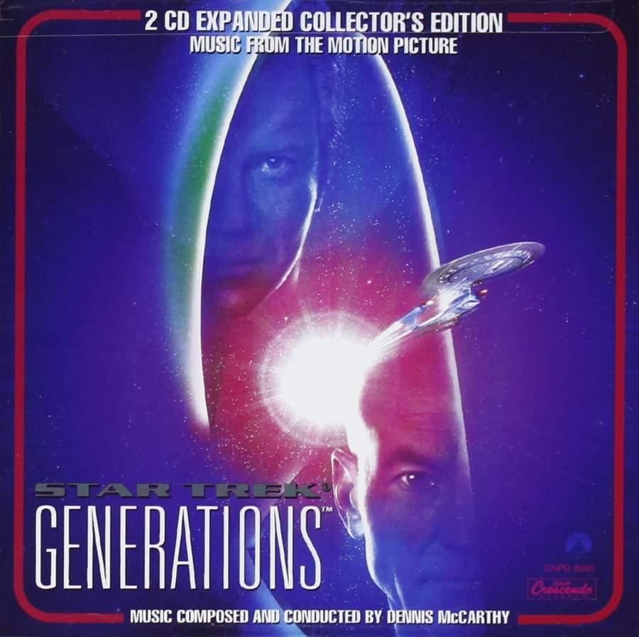 Star Trek: Generations (Expanded Edition)