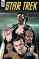 Star Trek The Q Conflict issue 2 cover A
