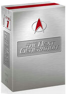TNG Season 1 DVD-Region 1