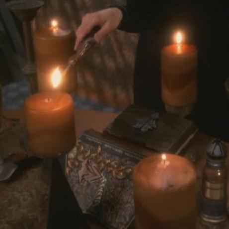 Var'Hama candle