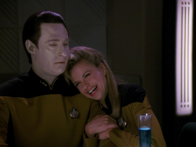 Datas erste Liebe
