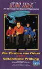 Die Piraten von Orion – Gefährliche Prüfung