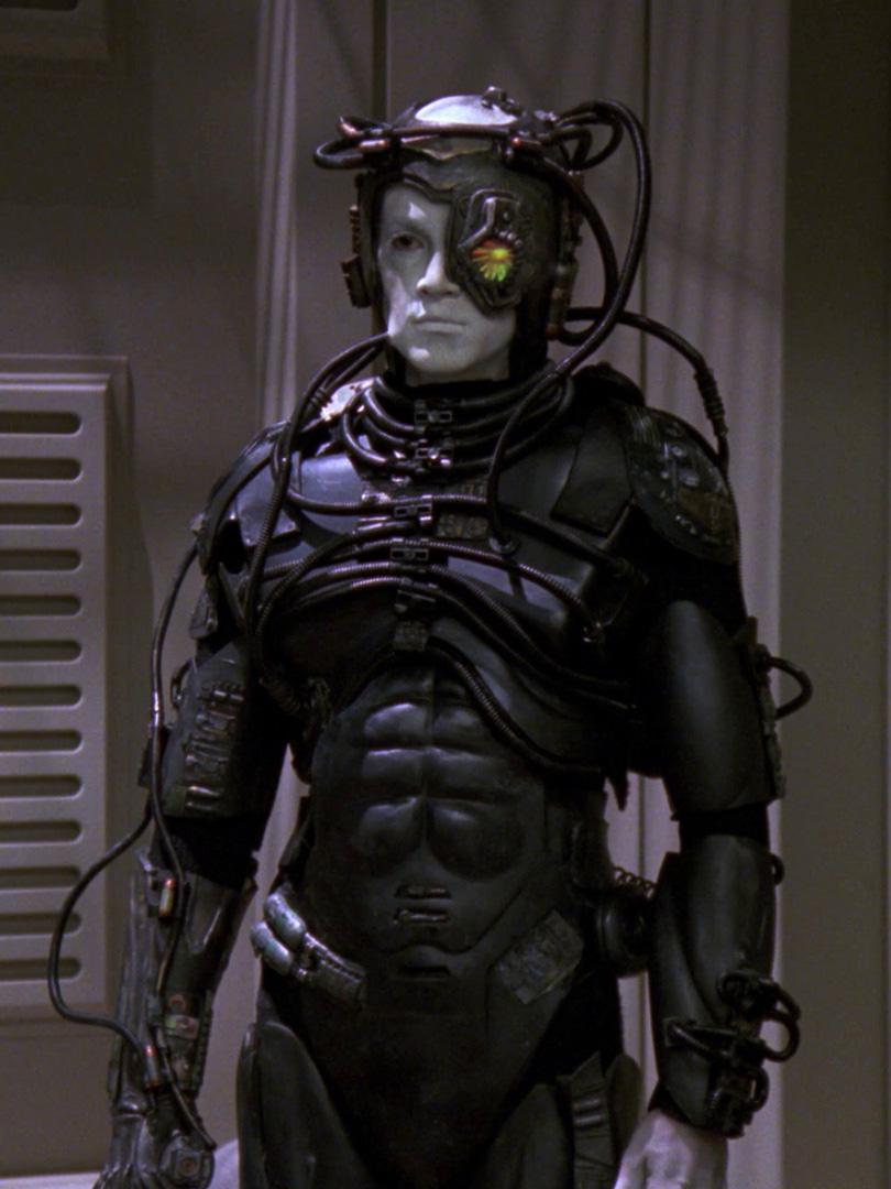 Borg-Drohne