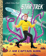 I Am Captain Kirk cover