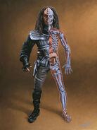 Klingon anatomy small