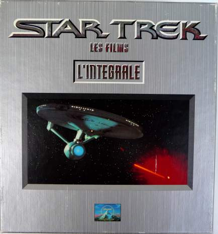 Star Trek - Les Films L'integrale