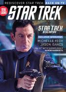 Star Trek Magazine issue 191 cover