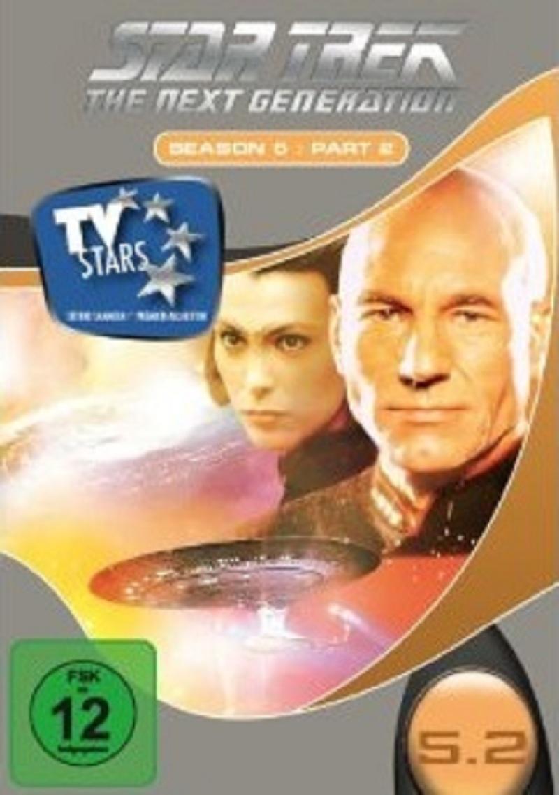 TNG DVD-Box Staffel 5.2