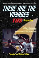These Are the Voyages TOS Season One, second edition cover