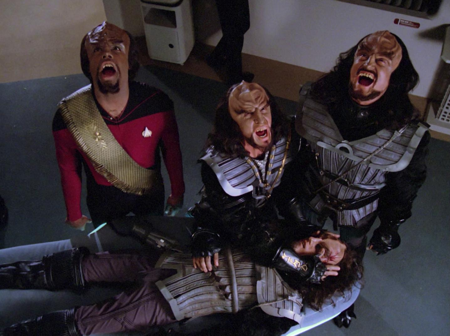 Klingonische Rituale
