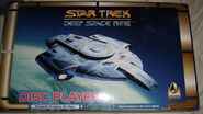 USS Defiant CD player - front