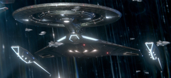 USS Discovery-A