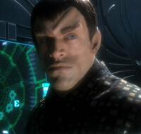 L'Ammiraglio Valdore nel 2154