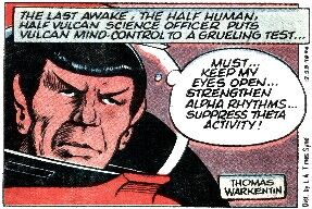From The First Comic Strip Story Arc