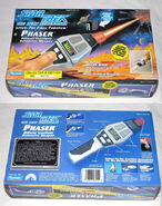 Playmates 1992 Phaser