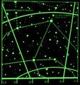 Spaceflight Chronology starchart 2
