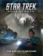 Star Trek Adventures - The Roleplaying Game Core Rulebook