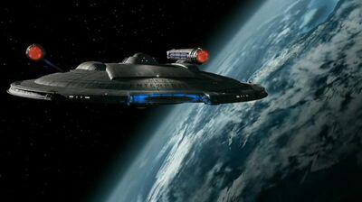 Enterprise im Orbit der Erde.jpg