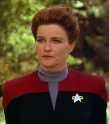 Captain Kathryn Janeway (2371)