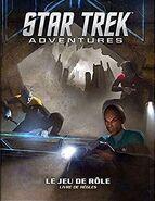Star Trek Adventures - Le Livre de Règles