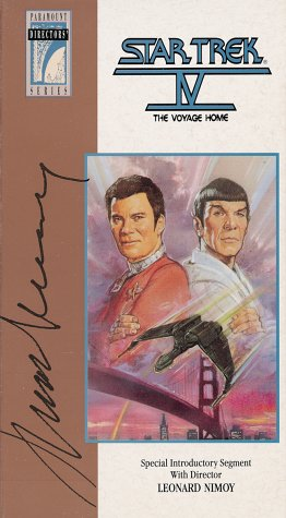 Star Trek IV: The Voyage Home - Director's Series (VHS)