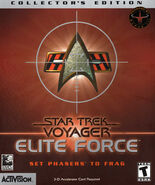 Elite Force collector's cover
