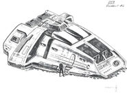 Runabout Concept Art 1