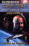 Saratoga (novel cover)
