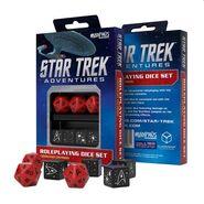 Star Trek Adventures - Command Division Dice
