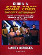Star Trek The Next Generation Companion, Italy 2nd edition