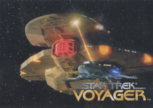 Star Trek: Voyager - Season One, Series One