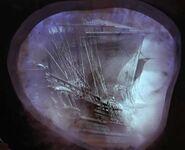 Wächter der Ewigkeit, Segelschiff