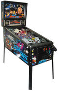 Williams Star Trek TNG pinball machine