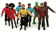 Mego Star Trek 8-inch figures