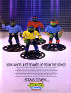 Playmates TOS Ninja Turtles ad