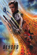 Star Trek Beyond Regal Cinemas poster