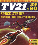 TV21 Issue 25 Cover