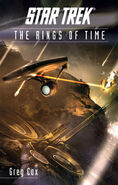 The Rings of Time solicitation cover