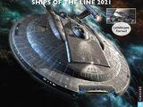 Star Trek: Ships of the Line (2021)
